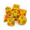 Chessex: Speckled 7 Polyhedral Dice Set - Lotus
