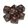 Chessex: Speckled 7 Polyhedral Dice Set - Silver Volcano