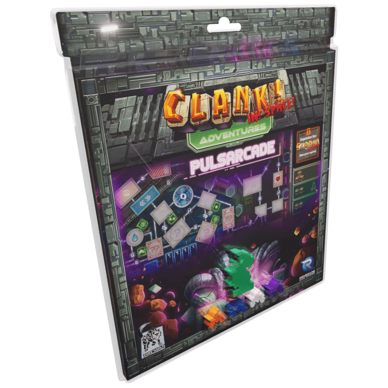 Clank! In! Space! Adventures: Pulsarcade (PRE-ORDER)