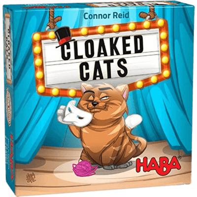 Cloaked Cats