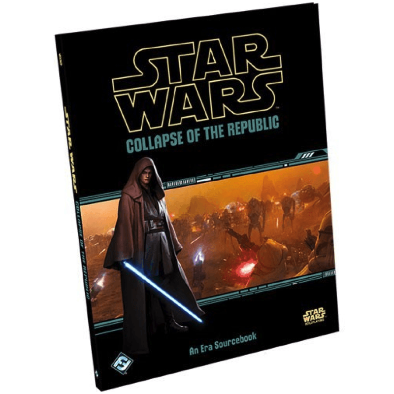 Star Wars Roleplaying: Collapse of the Republic (PRE-ORDER)