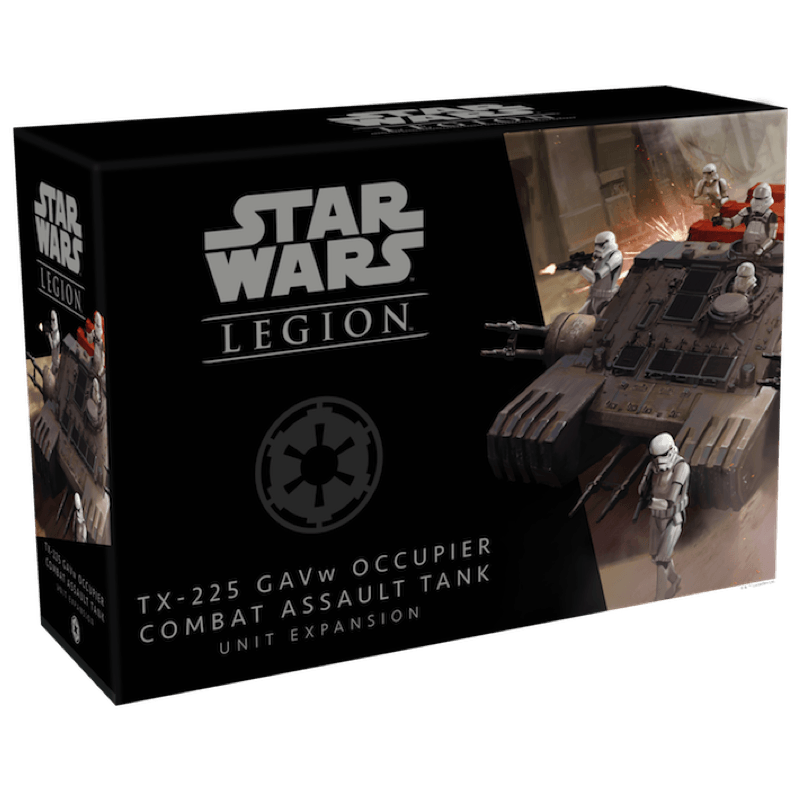 Star Wars: Legion – TX-225 GAVw Occupier Combat Assault Tank Unit Expansion