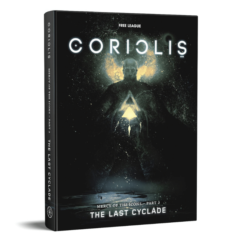 Coriolis RPG: The Last Cyclade (PRE-ORDER)