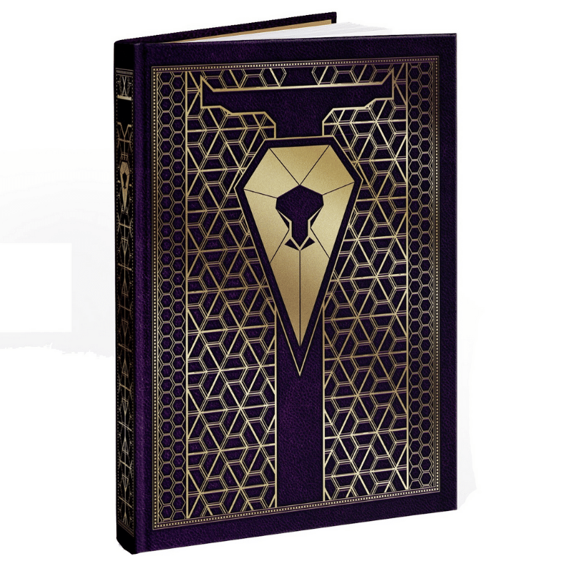 Dune - Adventures in the Imperium RPG: Core Rulebook Corrino Collector's Edition (PRE-ORDER)