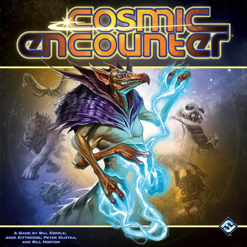 Cosmic Encounter: 42nd Anniversary Edition - Thirsty Meeples