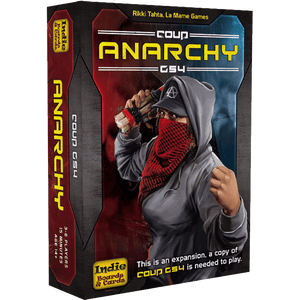 Coup: Rebellion G54 – Anarchy