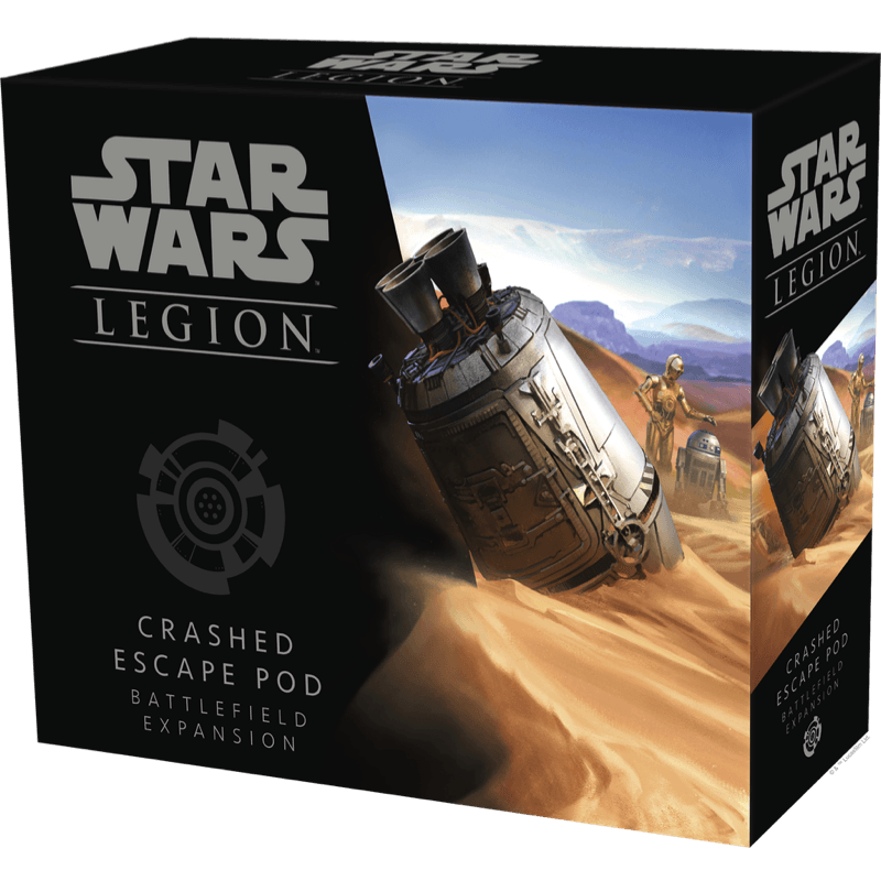 Star Wars: Legion – Crashed Escape Pod Battlefield Expansion