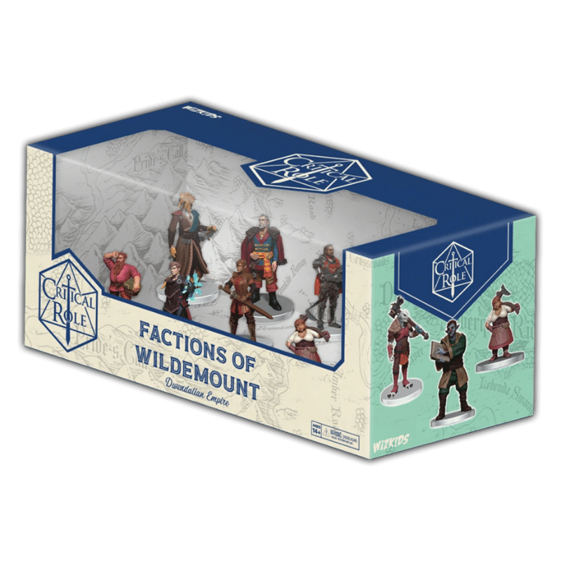 Critical Role: Factions of Wildemount - Dwendalian Empire Box Set (PRE-ORDER)