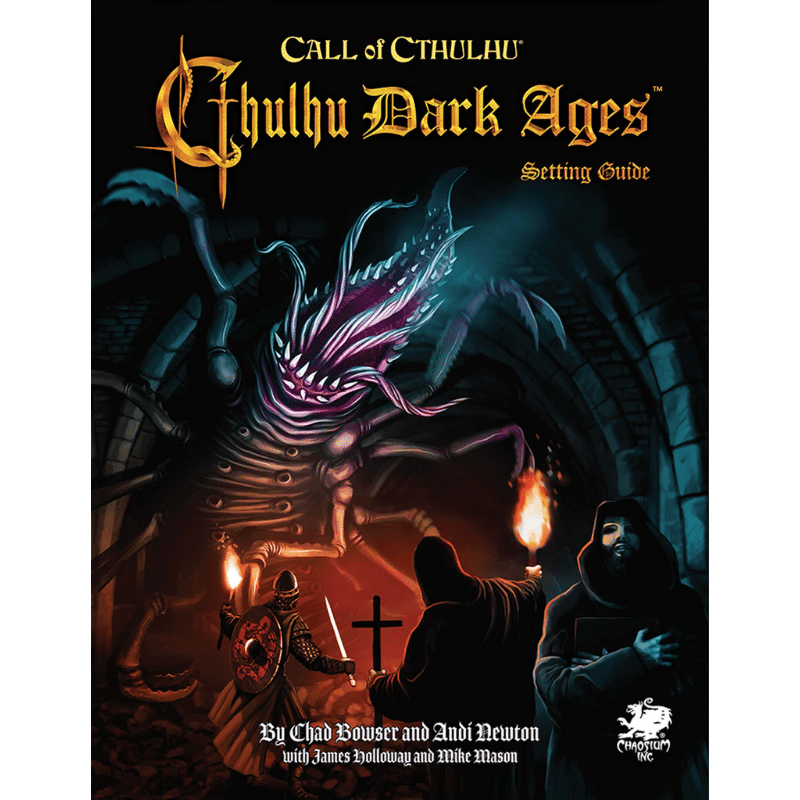 Call of Cthulhu (7th Edition): Cthulhu Dark Ages