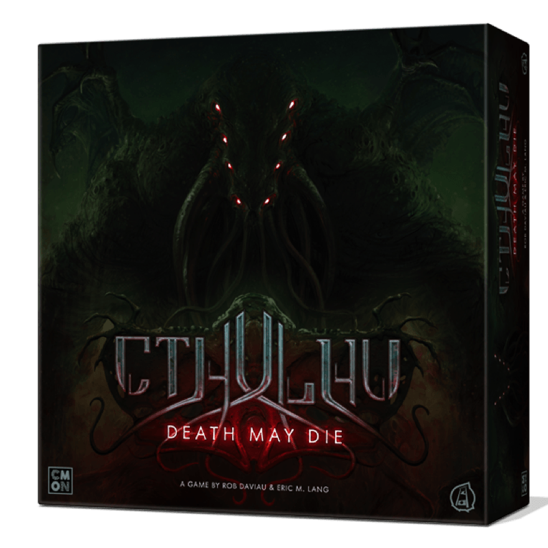 Cthulhu: Death May Die (DAMAGED)