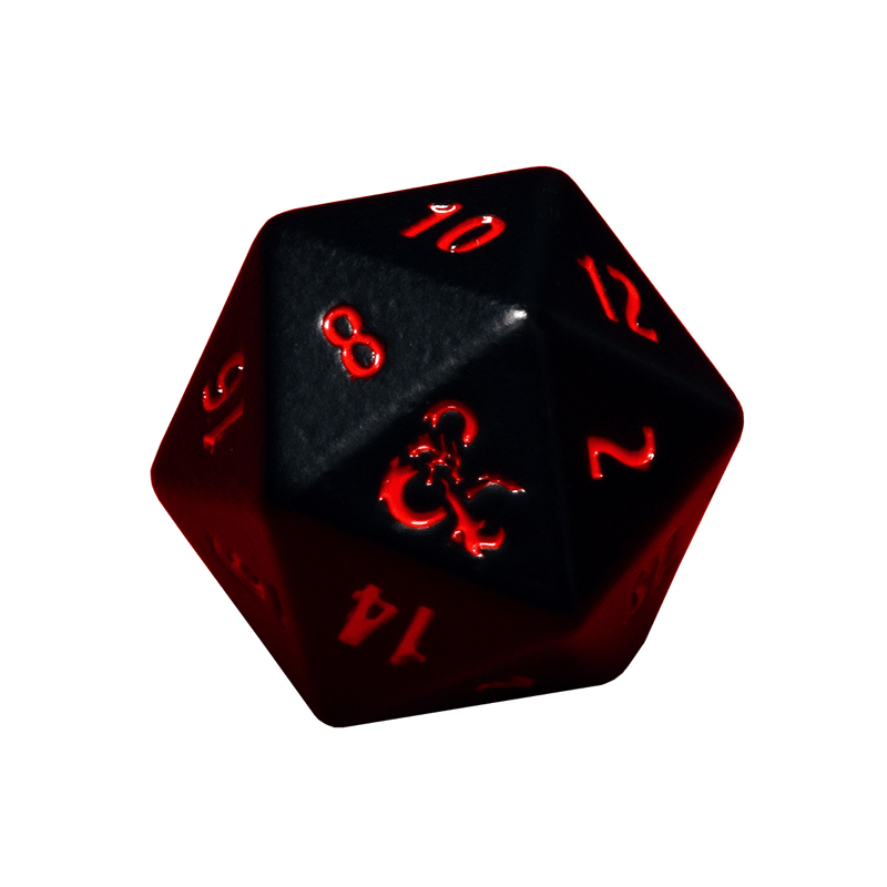 Dungeons & Dragons: Heavy Metal D20 Dice Set