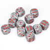 Chessex: Speckled D6 16mm Dice Set - Granite