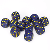 Chessex: Speckled D6 16mm Dice Set - Twilight