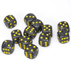Chessex: Speckled D6 16mm Dice Set - Urban Camo