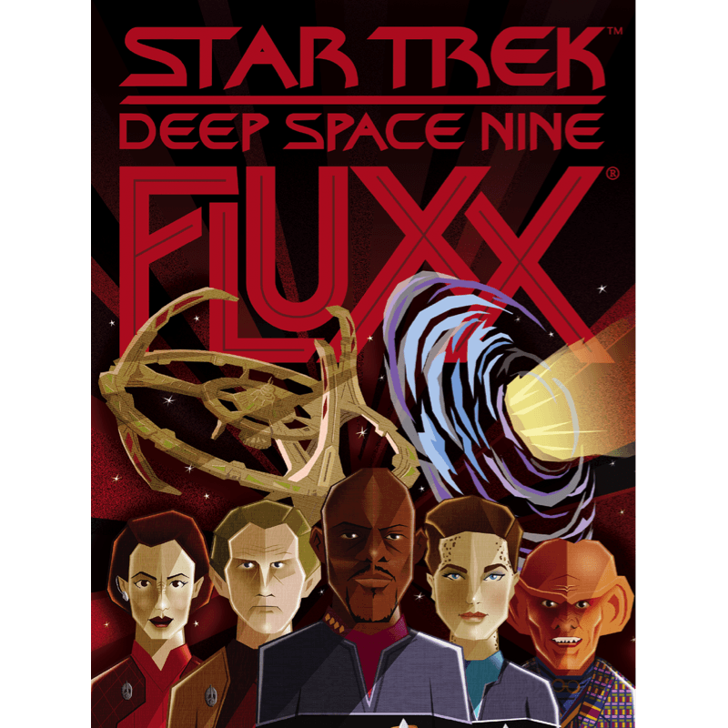 Star Trek: Deep Space Nine Fluxx