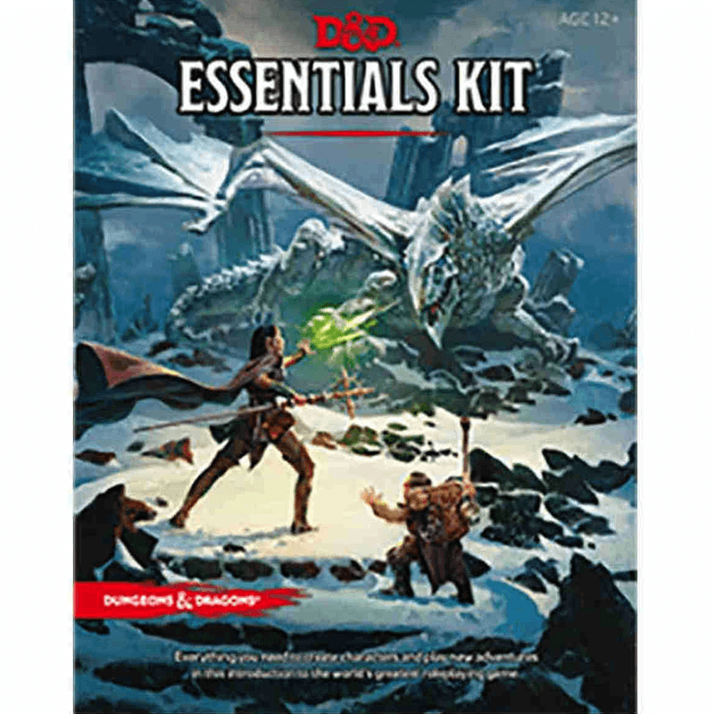 Dungeons & Dragons (5th Edition): Essentials Kit