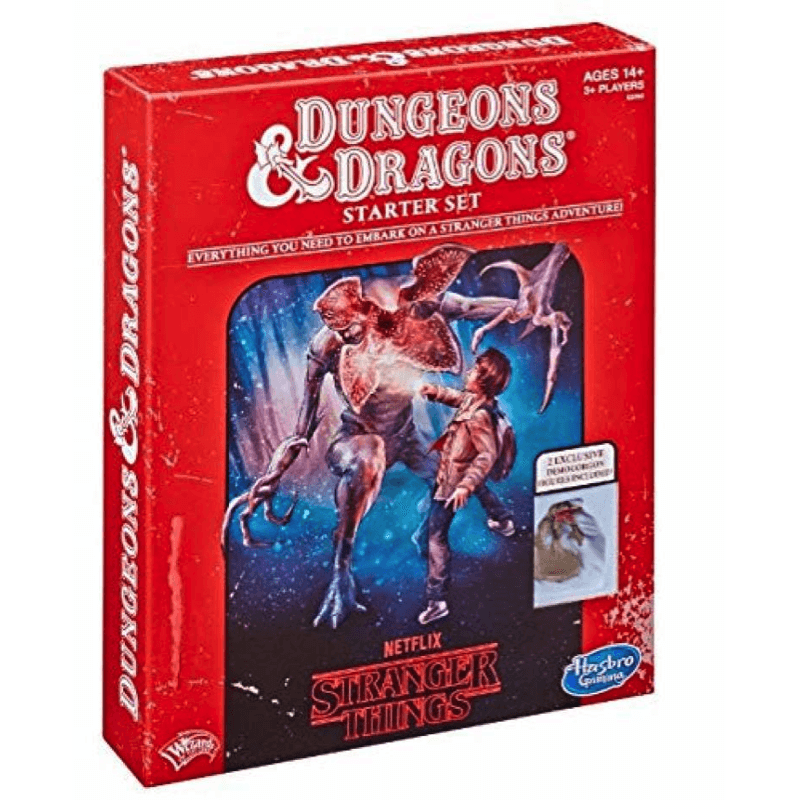 Dungeons & Dragons RPG: Netflix 'Stranger Things' - Starter Set (PRE-ORDER)