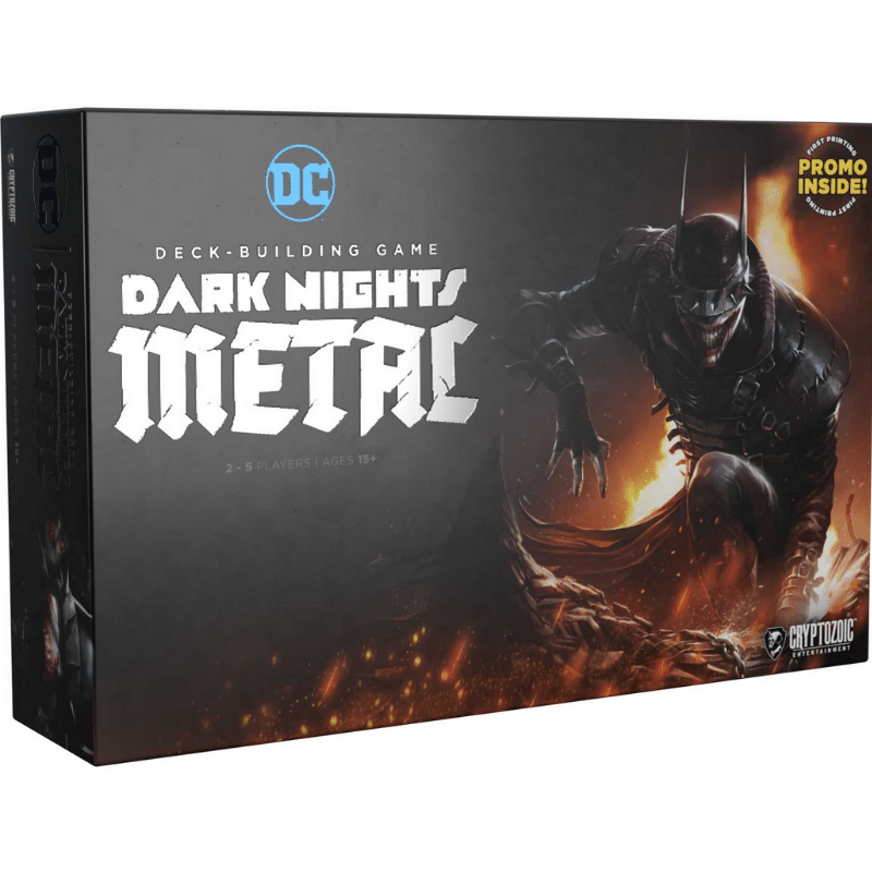 DC Comics Deck-Building Game: Dark Nights – Metal (PRE-ORDER)
