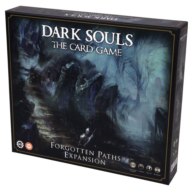 Dark Souls: The Card Game - Forgotten Paths Expansion
