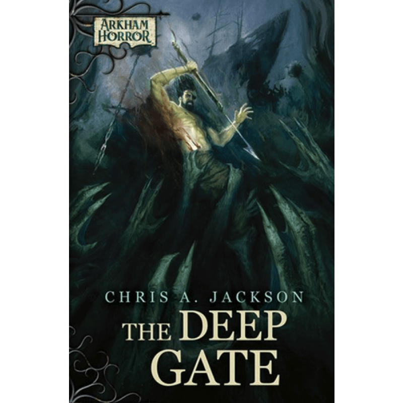 Arkham Horror: The Card Game – The Deep Gate