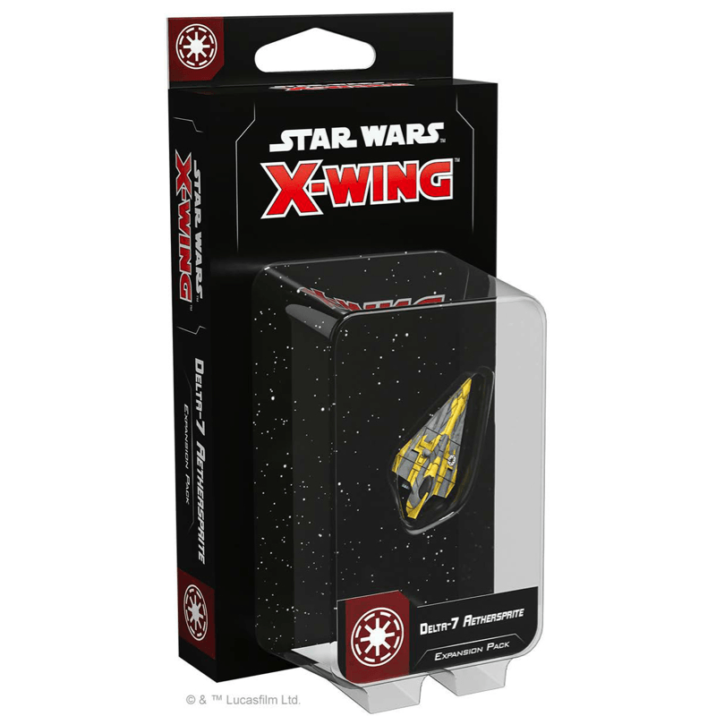 Star Wars: X-Wing (Second Edition) – Delta-7 Aethersprite Expansion Pack