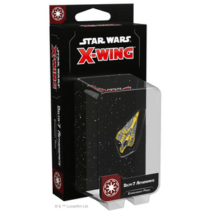 Star Wars: X-Wing (Second Edition) – Delta-7 Aethersprite Expansion Pack (PRE-ORDER)
