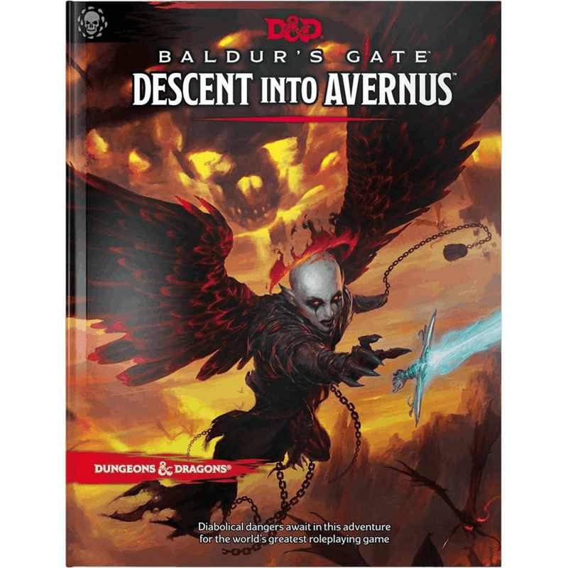 Dungeons & Dragons (5th Edition): Baldur's Gate - Descent Into Avernus