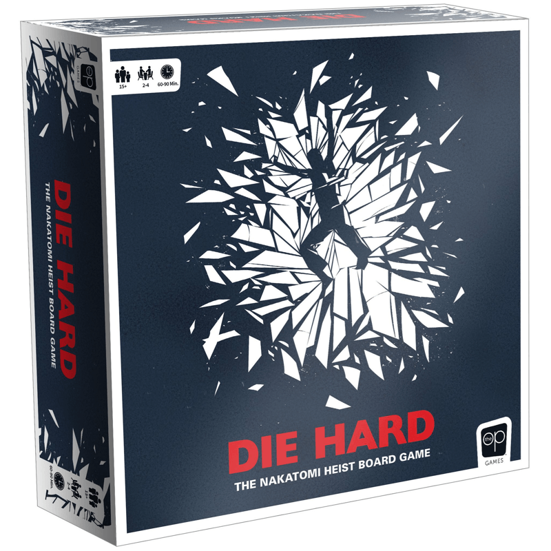 Die Hard: The Nakatomi Heist Board Game (PRE-ORDER)