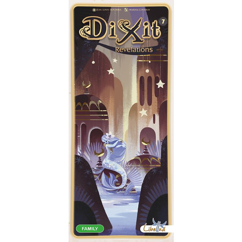 Dixit 7: Revelations - Thirsty Meeples