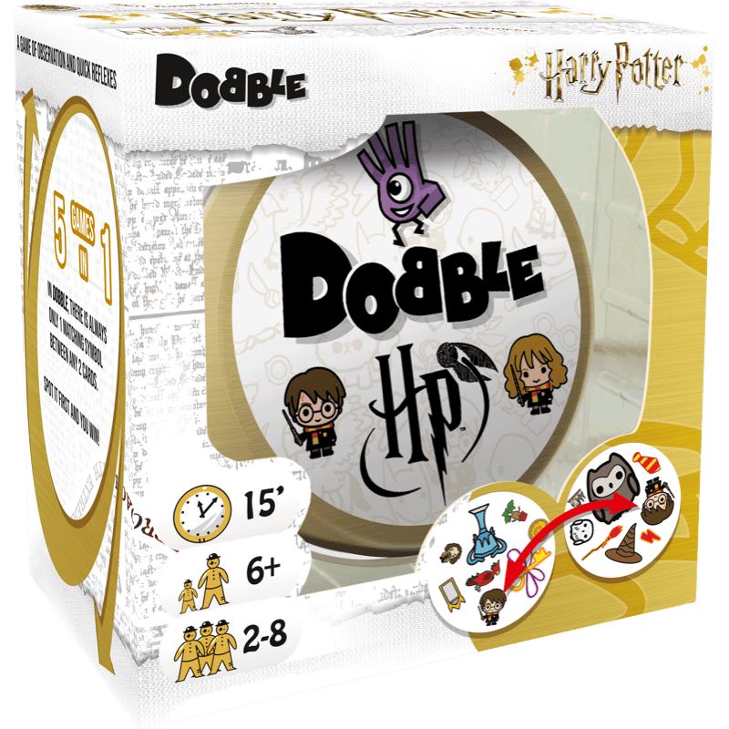 Dobble Harry Potter (PRE-ORDER)