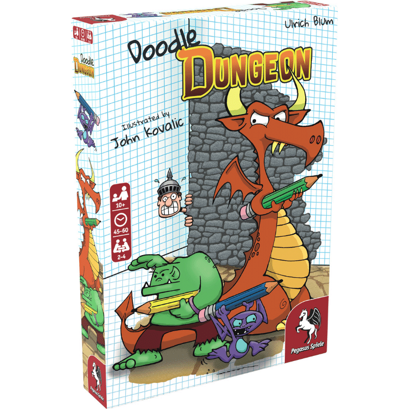 Doodle Dungeon (PRE-ORDER)