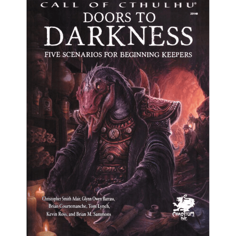 Call of Cthulhu (7th Edition): Doors to Darkness