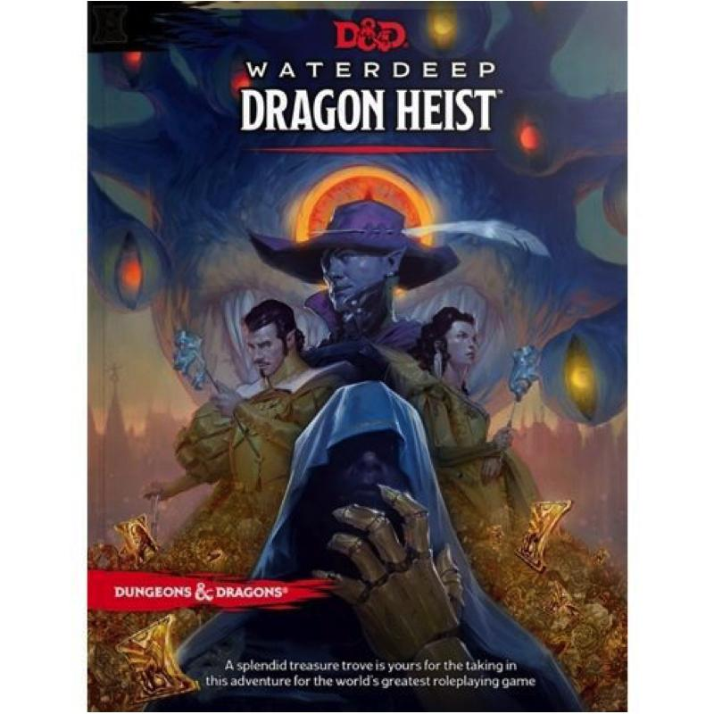 Dungeons & Dragons (5th Edition): Waterdeep - Dragon Heist