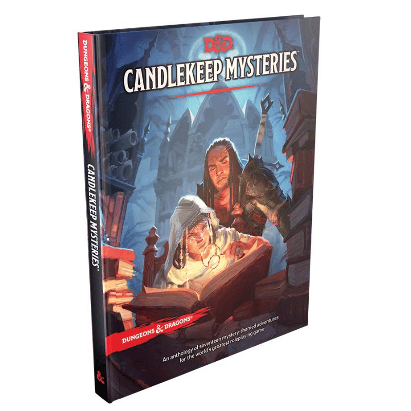Dungeons & Dragons (5th Edition): Candlekeep Mysteries (PRE-ORDER)
