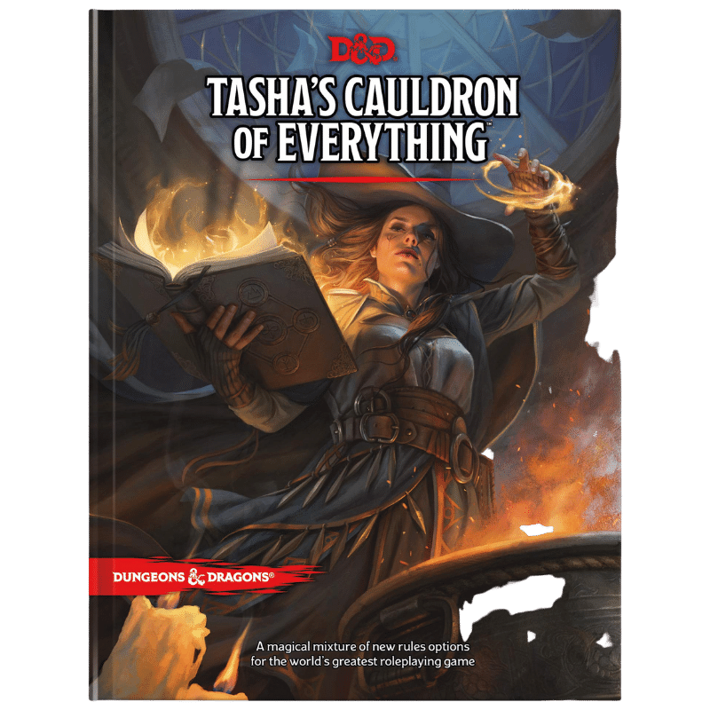 Dungeons & Dragons (5th Edition): Tasha's Cauldron of Everything