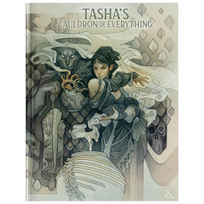 Dungeons & Dragons (5th Edition): Tasha's Cauldron of Everything (Alternate Cover)