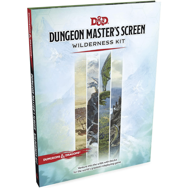 Dungeons & Dragons (5th Edition): Wilderness Kit