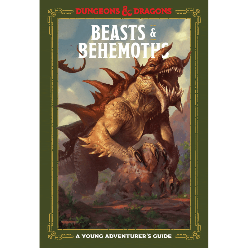 Dungeons & Dragons: A Young Adventurer's Guide - Beasts & Behemoths