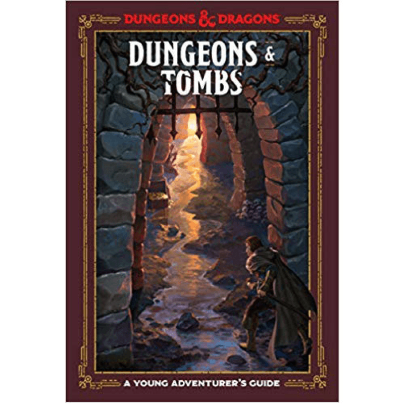 Dungeons & Dragons: A Young Adventurer's Guide - Dungeons & Tombs