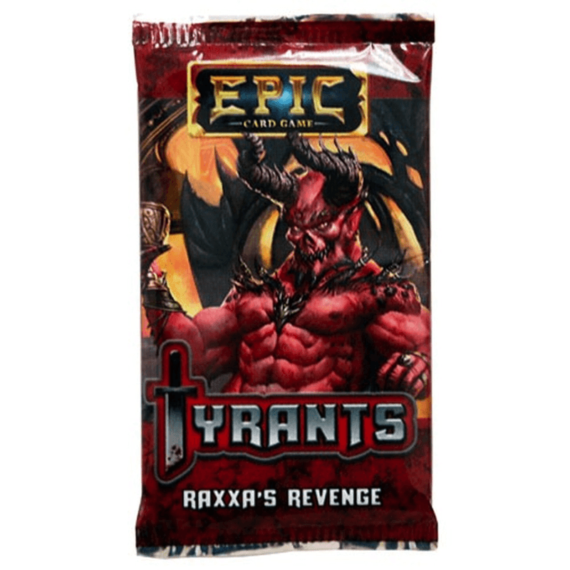 Epic Card Game: Tyrants – Raxxa's Revenge Pack