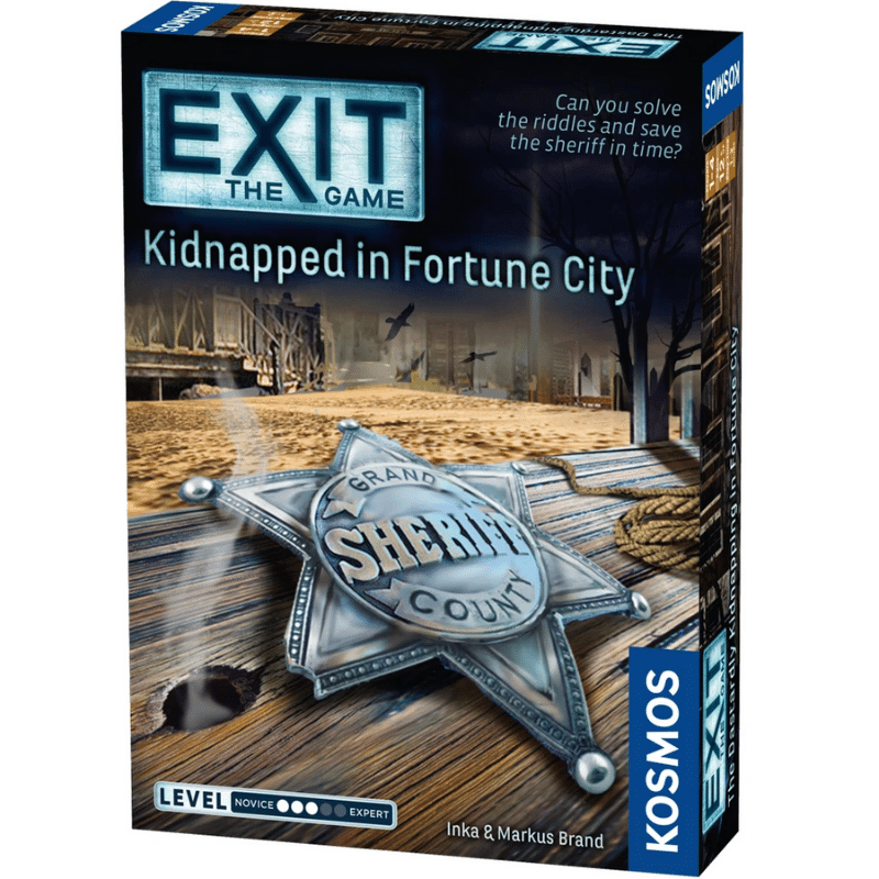 EXIT: Kidnapped in Fortune City (PRE-ORDER)