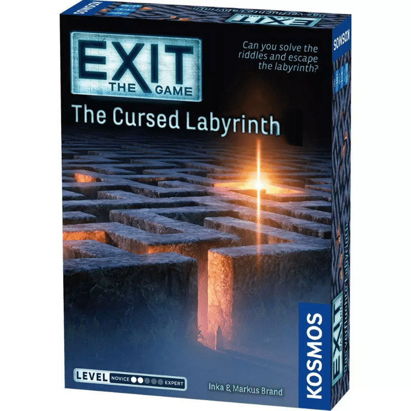EXIT: The Cursed Labyrinth (PRE-ORDER)