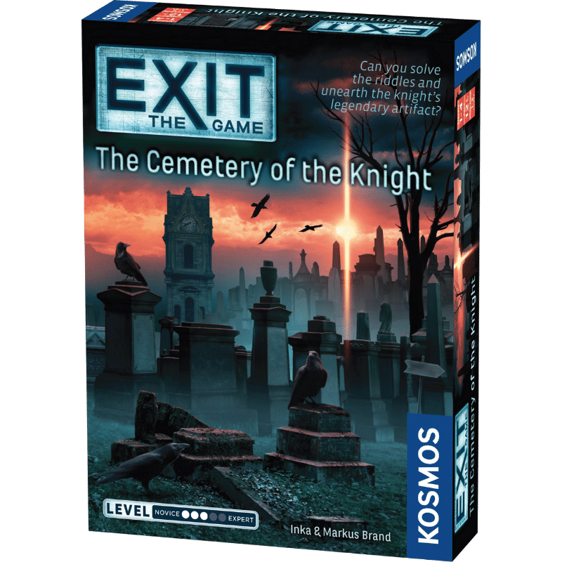 EXIT: The Game – The Cemetery of the Knight (PRE-ORDER)