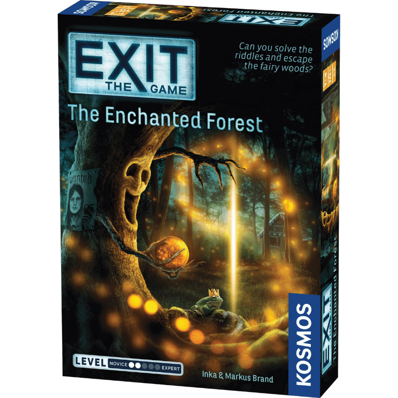 EXIT: The Game – The Enchanted Forest (PRE-ORDER)