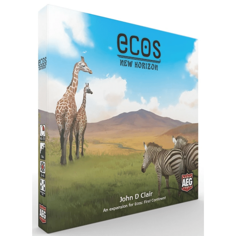 Ecos: New Horizon Expansion (PRE-ORDER)
