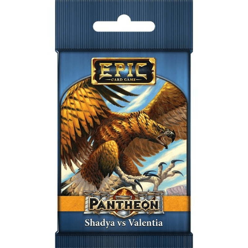Epic Card Game: Pantheon – Shadya vs Valentia