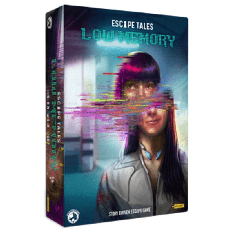 Escape Tales: Low Memory (PRE-ORDER)