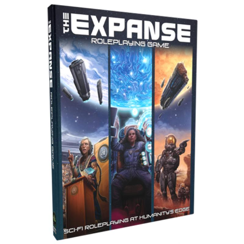 The Expanse Roleplaying Game (PRE-ORDER)