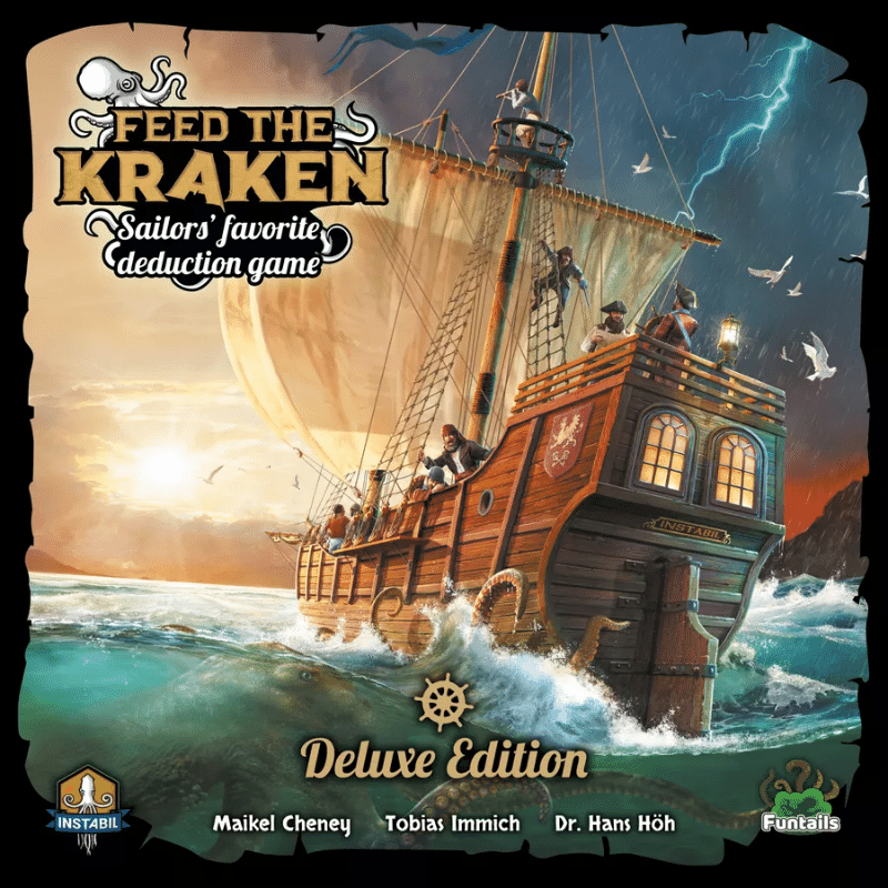 Feed the Kraken - Deluxe Edition (PRE-ORDER)