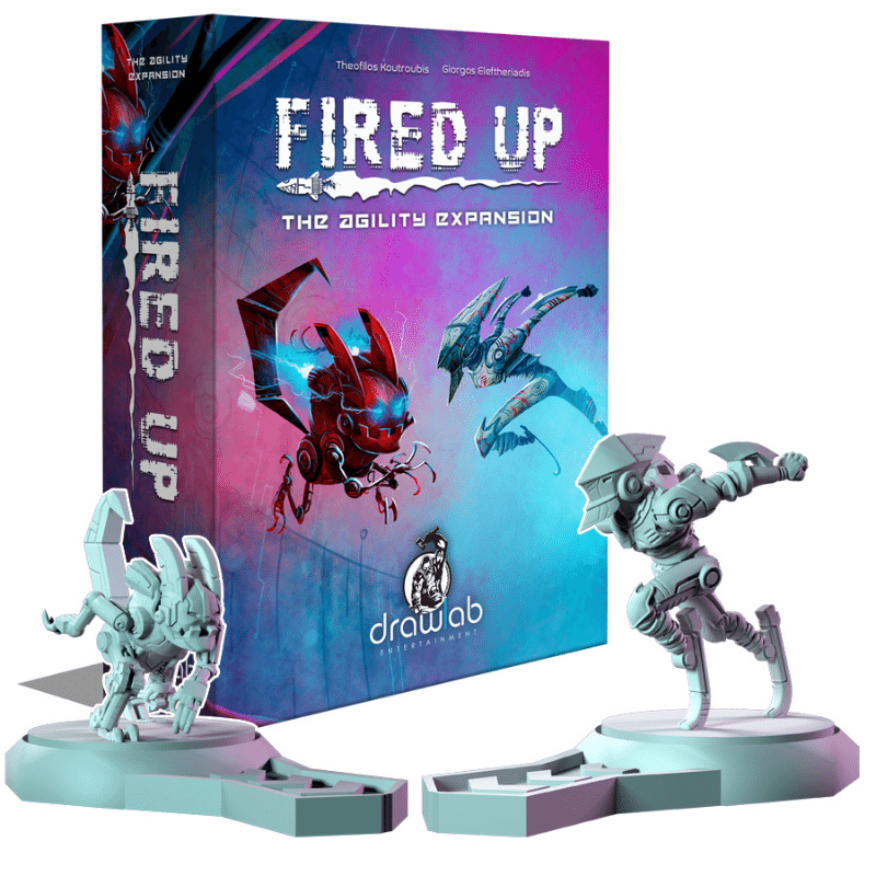 Fired Up: Agility (PRE-ORDER)